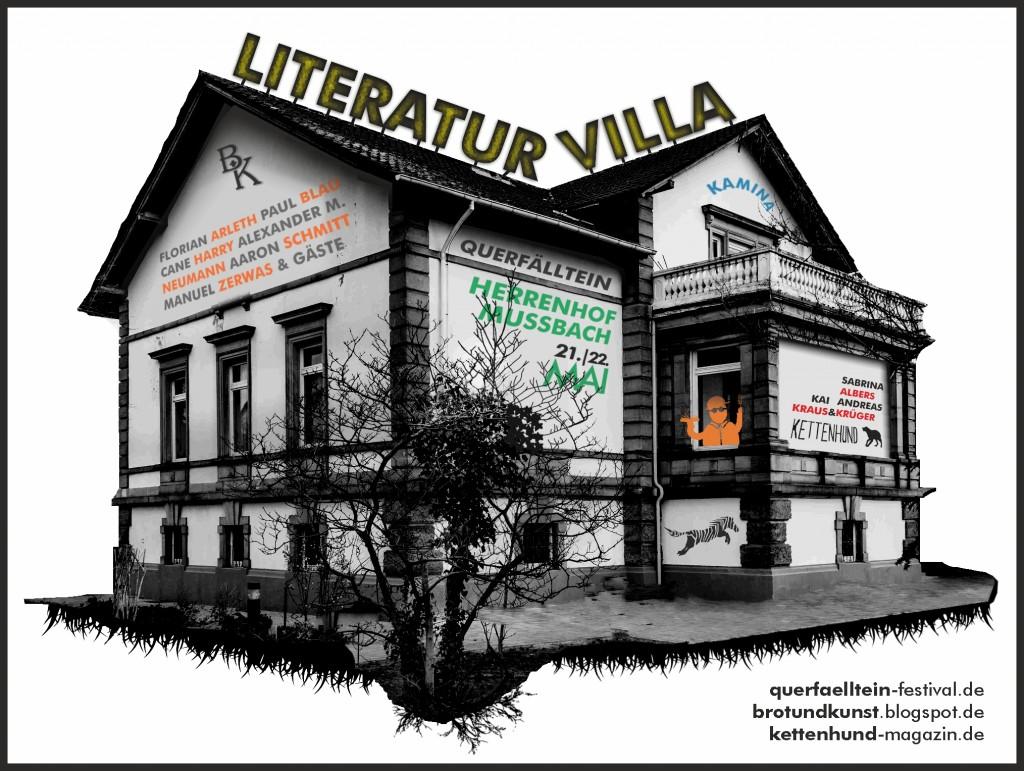 Literaturvilla Herrenhof